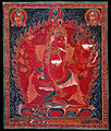 Dancing Red Ganapati of the Three Red Deities - Google Art Project.jpg