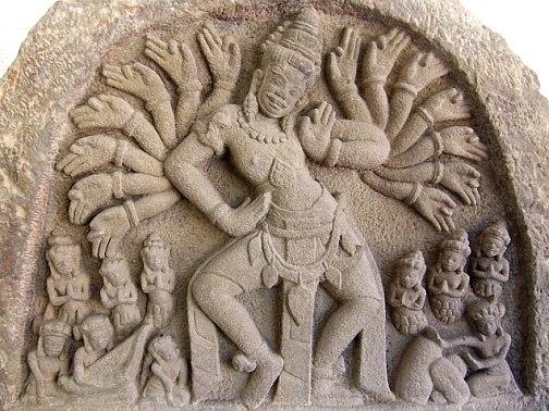 Dancing Shiva 10th c