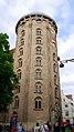Danemark, Copenhague, la Rundetårn, la tour ronde construite en 1642 par Christian IV (33100903921).jpg