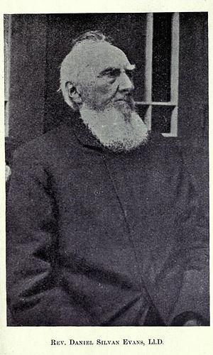 Daniel Silvan Evans - Rev. Daniel Silvan Evans
