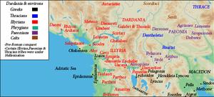 Dardania (Europa)