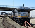 Dash 8 locomotive at Oakland Maintenance Facility, July 2020.JPG
