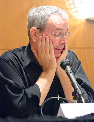 "The Trouble with Tribbles - ""The Trouble with Tribbles"" was the first sale of writer David Gerrold (photographed in 2010)"