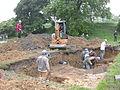 David Hallam working on an archaeological excavation (case study).jpg