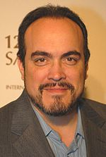 David Zayas, interprète d'Angel Batista