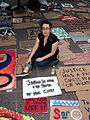 Day 9 Occupy Wall Street September 25 2011 Shankbone 26.JPG