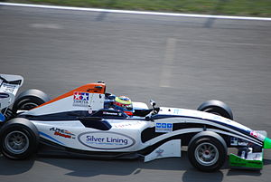 Dean Stoneman - With six victories, Stoneman won the 2010 FIA Formula Two Championship by 42 points from nearest rival Jolyon Palmer.