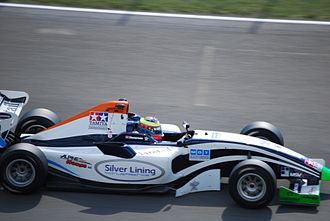 Formula Two - Dean Stoneman won the championship in 2010.