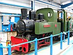 Decauville 0-4-0WT Barbouilleur Amberly Chalk pits working museum.jpg
