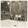 Decayed Fishermen (at the Fishermen's Hospital, Great Yarmouth) 1887.jpg