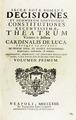 Decisiones recentiores in compendium redactae, 1730 - 362.tif
