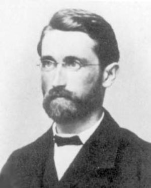 Ring (mathematics) - Richard Dedekind, one of the founders of ring theory.
