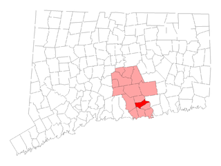 Deep River, Connecticut Town in Connecticut, United States