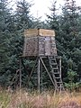 Deer shooting hide - geograph.org.uk - 608881.jpg