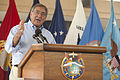 Defense.gov News Photo 120531-D-BW835-573 - Secretary of Defense Leon E. Panetta speaks to service members and civilian employees of the United States Pacific Command at Camp H.M. Smith.jpg