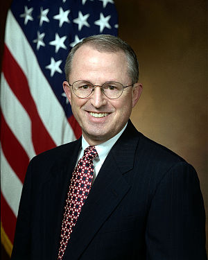 Under Secretary of Defense for Personnel and Readiness - Image: Defense.gov News Photo 970912 A 3569D 001