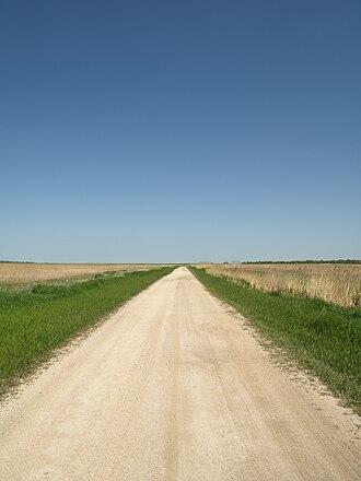 Delta Marsh - Image: Delta Marsh Manitoba Canada (4)