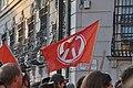 Demo Ballhausplatz - Rote Falken (Wien).jpg