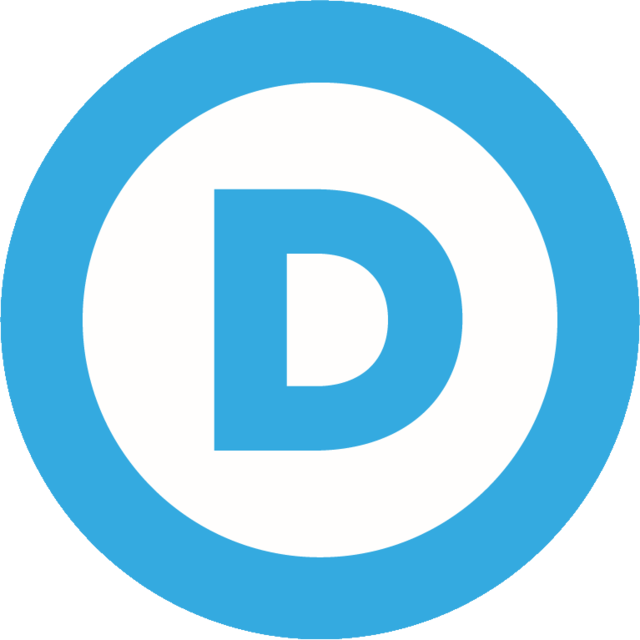 From commons.wikimedia.org: Democratic Party Logo {MID-236236}