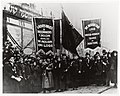 Demonstration of Protest and Mourning for Triangle Shirtwaist Factory Fire of March 25, 1911, 04-05-1911 (11192161883).jpg