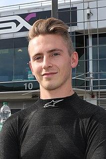 Denis Dupont Belgian racing driver