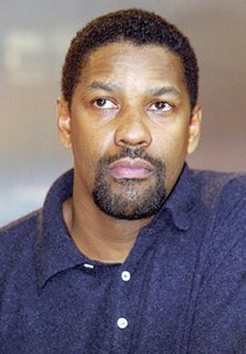 Denzel Washington American actor, screenwriter, director and producer