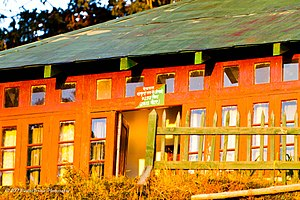 Chakrata - Forest Rest House - Deoban