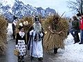 Der hl. Nikolaus, das Nikoloweibl und die Buttnmandl.JPG