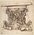Design for the End Pier of a Table MET DP808038.jpg