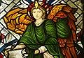 Designed by Edward Burne-Jones. From St. Mungo Museum of Religious Life & Art, Glasgow (6876824194).jpg