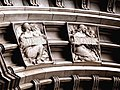 Detail from Drury's Doorway to the Victoria and Albert Museum (i) - geograph.org.uk - 1588117.jpg