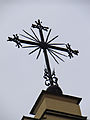 Detail of Saint Francis church in Warsaw - 08.jpg