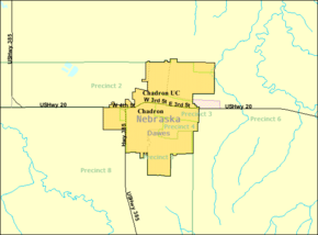 Detailed map of Chadron, Nebraska.png