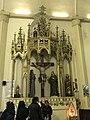 Detalle del espacio de Jesús en la Iglesia del Corazón de María.jpg