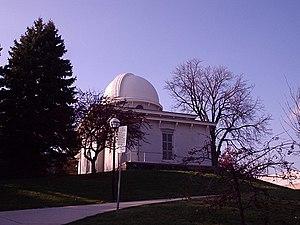 Detroit Observatory - Detroit Observatory