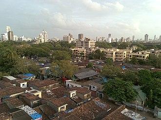 Dalit - Image: Dharavi slum in Mumbai, India August 2009 5