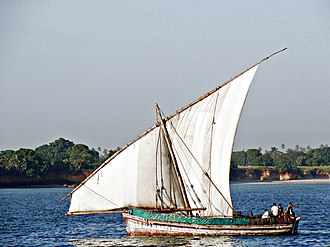 Dhow - Image: Dhow 01