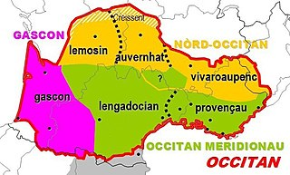 dialect of Occitan