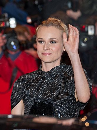 Farewell, My Queen - Diane Kruger promoting the film at the 62nd Berlin International Film Festival.