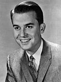 Publicity photo of Dick Clark in 1961.