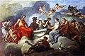 Die Einführung des Ganymed in den Olymp (van Loo) - Ausschnitt.jpg