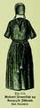 Die Frau als Hausärztin (1911) 115 Wollenes Frauenkleid der Bronzezeit Jütlands.png