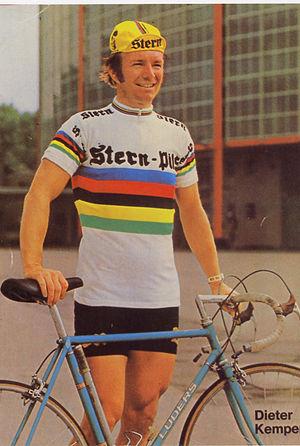 Dieter Kemper - Dieter Kemper in 1975