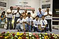 Dignitaries with Prize Winners - Valedictory Session - Indian National Championship - WRO - Kolkata 2016-10-23 9019.JPG