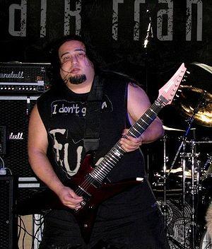 Dino Cazares - Cazares in 2008