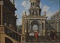 Dirck van Delen - Architectural Scene, A Palace Court - 67.102 - Rhode Island School of Design Museum.jpg