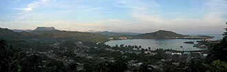 Bay - The bay of Baracoa, Cuba