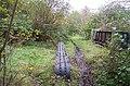 Disused railway bridge, Argoed, Caerphilly - geograph.org.uk - 69803.jpg