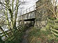 Disused railway bridge over River Aire - geograph.org.uk - 315420.jpg