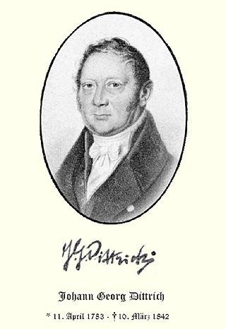 Johann Georg Dittrich